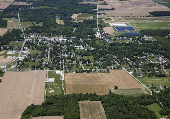 Aerial of Wakeman 2018